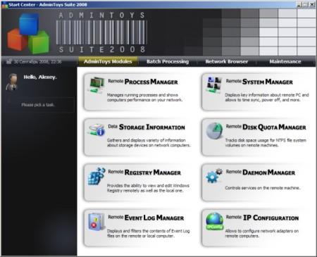 AdminToys Suite 1.1.1100 Portable