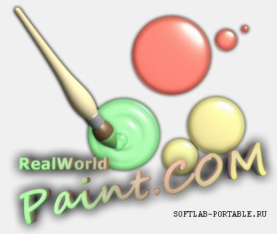 RealWorld Paint.COM 2009.1 Portable