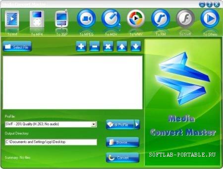 Media Convert Master 8.1.1.64 Portable