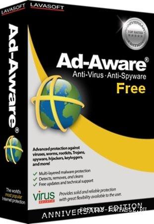 Ad-Aware 8.2.0.0 Free_Rus