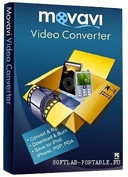 Movavi Video Converter 22.0.0 Portable