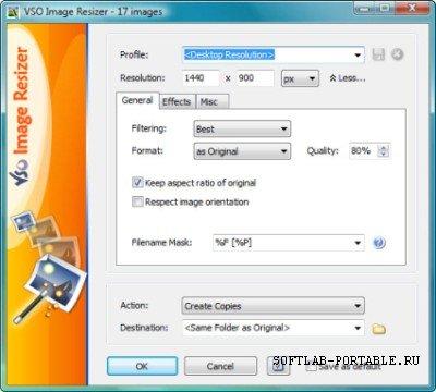 VSO Image Resizer 4.0.4.8 Portable