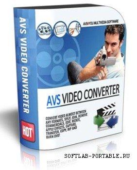 AVS Video Converter 12.2.1.684 Portable