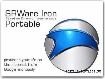 SRWare Iron 92.0.4700.1 Portable