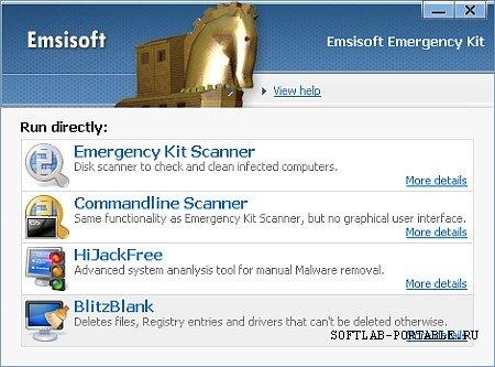 Emsisoft Emergency Kit 2021.4.0.10765 Portable