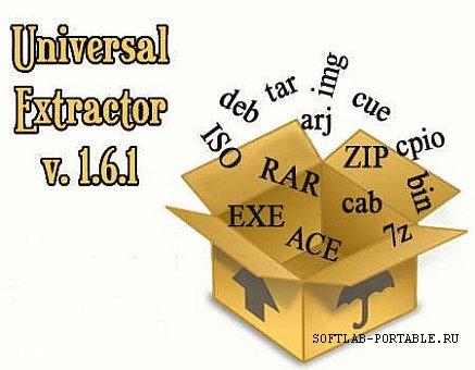 Universal Extractor 1.6.1.2026 koros Portable