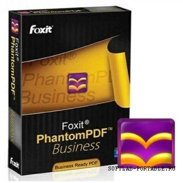 Foxit Phantom PDF Business 10.1.4.37651 Portable