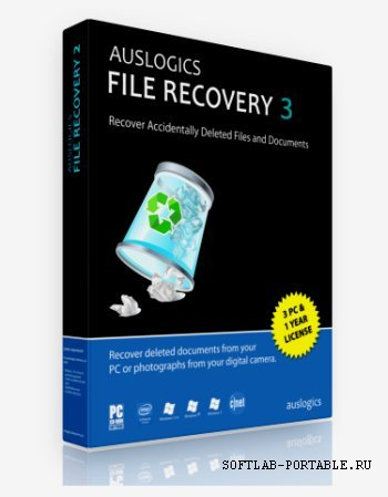Auslogics File Recovery 10.2.0.0 Portable