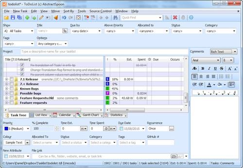 ToDoList 8.0.23 Portable