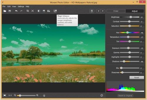 Movavi Picverse (Photo Editor) 1.0.0 Portable