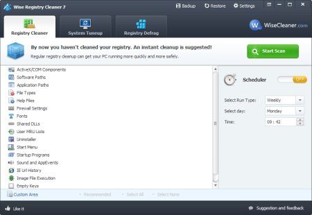 Wise Registry Cleaner 10.3.4 Build 693 Portable